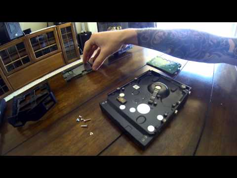 Broken HDD Fix: Replacing the PCB (DATA RECOVERY)