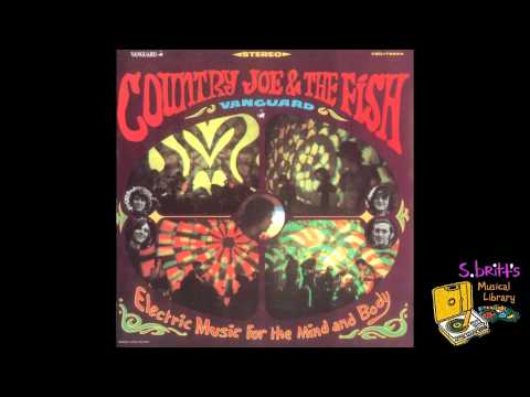 Country Joe And The Fish - Sad & Lonely Times