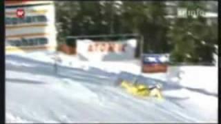 Ski Unfälle Sehr Lustig Und Heftig.