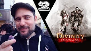 Reise-Let's Play: Preview Divinity: Original Sin #002 [FullHD] [Deutsch]