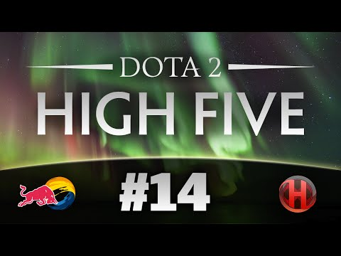 Dota 2 High Fives  Ep 14 Red Bull Weekly