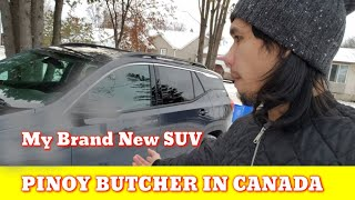 BUYING A BRAND NEW CAR | PINOY BUTCHER IN CANADA