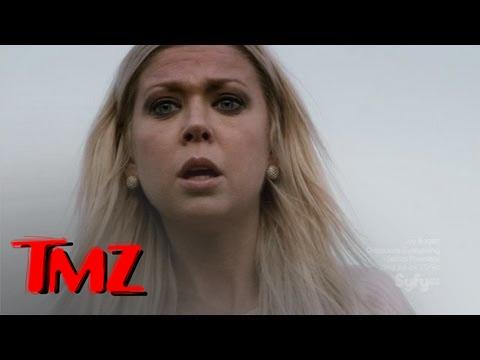 """Tara Reid -- First Casualty of """"Sharknado"""" Sequel?!"""