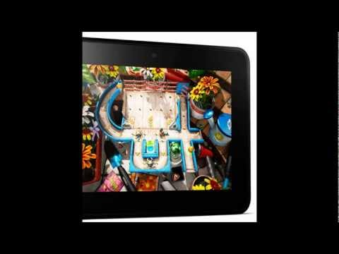How to: Install Third Party Android Apps on the Kindle Fire HD