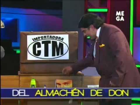 Todo el humor de 'El M áquina' en MCC.