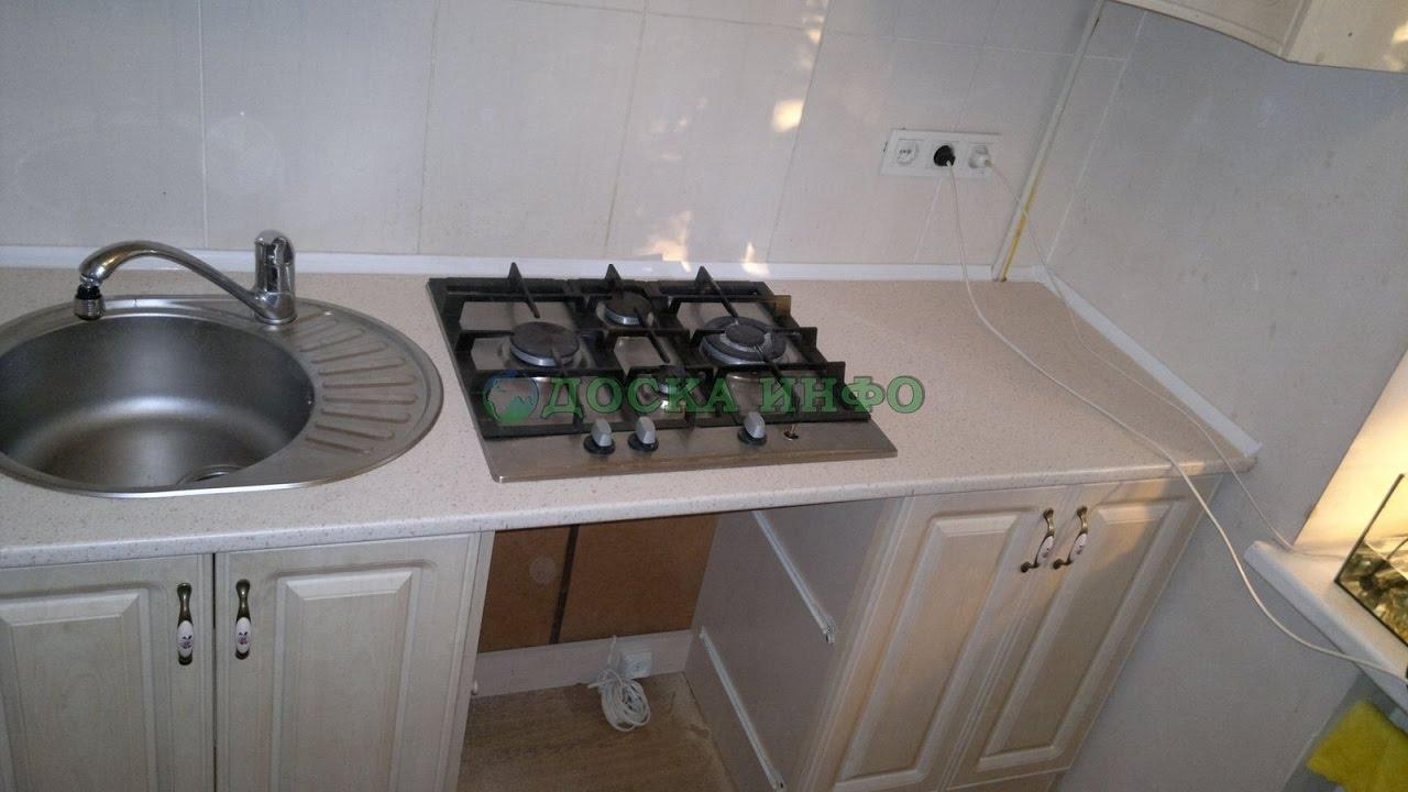 Устанавливаем столешницу на кухне своими руками 937