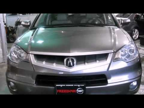 2011 Acura  on 2008 Acura Rdx Awd Review