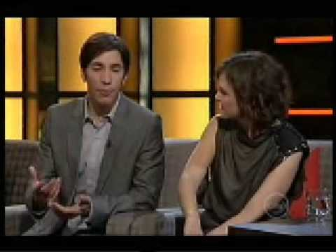 Justin Long and Ginnifer Goodwin on Rove