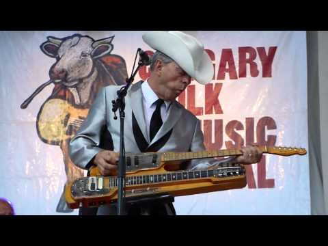 Junior Brown - Calgary July 28, 2012