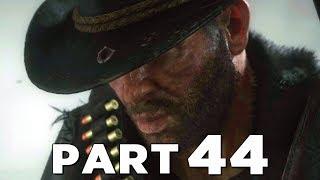 RED DEAD REDEMPTION 2 Walkthrough Gameplay Part 44 - BULLGATOR (RDR2)