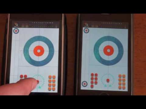 iCurling  - Pair Game on iPhone
