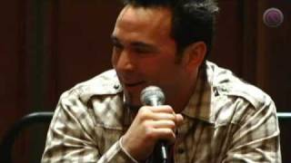 Ikkicon 2010 - Power Rangers Panel Part 3 (Jason David Frank and Johnny Yong Bosch)
