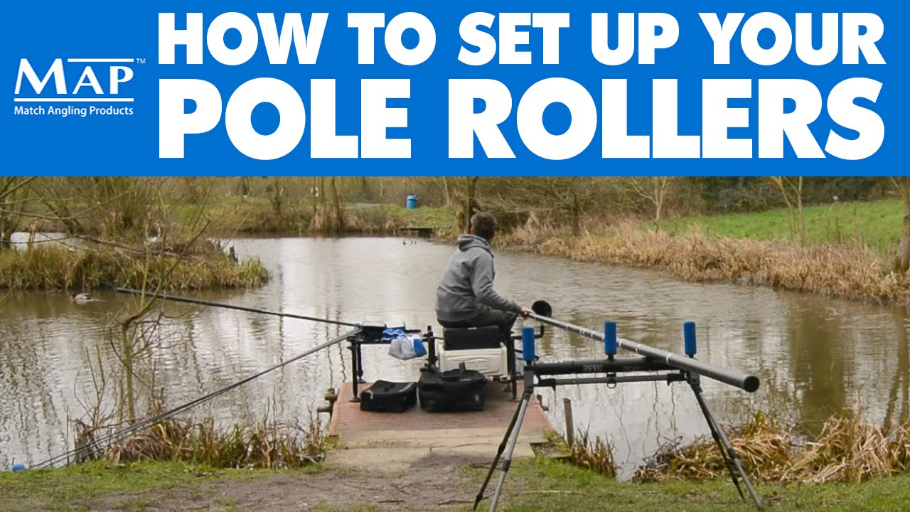 Skill school quick tips how to set up your pole roller for How to set up a fishing rod