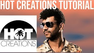 How To Make Hot Creations Style House Music [+Samples]