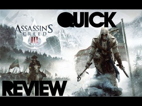 Assassins Creed 3: Quick Review 3 - Season Changing
