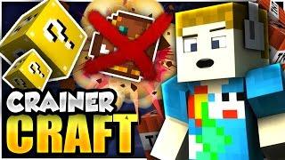 Minecraft: ITEM DELETED TROLL   CRAINER CRAFT