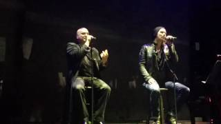 "Myles Kennedy and Disturbed perform ""The Sound Of Silence"" at #PAIN2016"