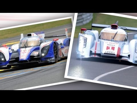 2012 Le Mans Preview: Inside Audi's R18 e-tron quattro & Toyota's TS030 Hybrid