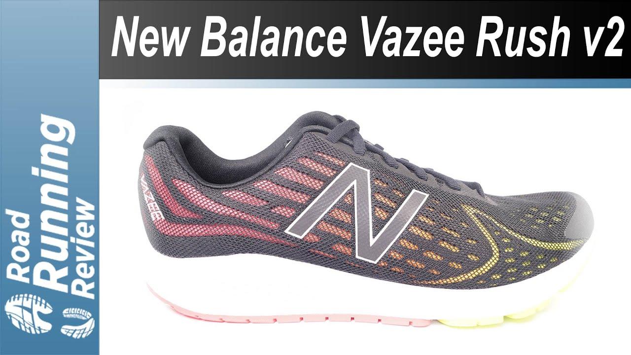 new balance vazee rush caracteristicas