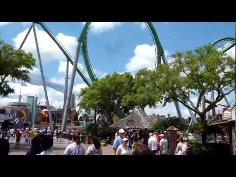 Orlando - Universal Island of Adventure and Studios, USA