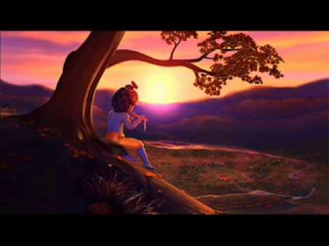 little krishna . ending theme