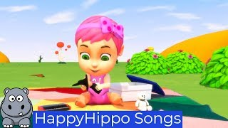Play Fun Games and Learn Childrens Nursery Rhymes & Baby Songs Happy Hippo