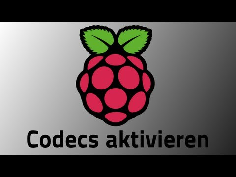 Tutorial: Raspberry Pi - Video-Codecs aktivieren [GERMAN/DEUTSCH]