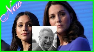 Meghan Markle gegen Kate Middleton: Wen mag Prinz Charles mehr?