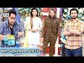 Good Morning Pakistan - 8th September 2017 - ARY Digital Show