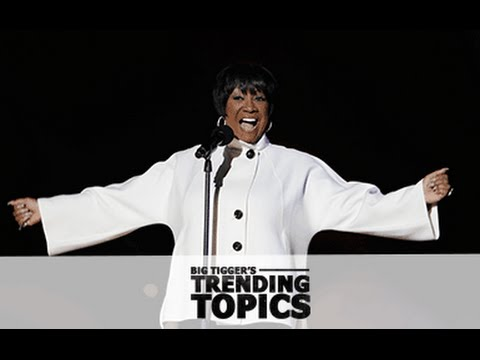 Patti LaBelle Dancing Onto TV With A 'New Attitude' - Trending Topics