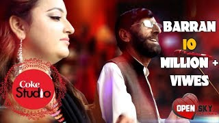 Pashto New song Barran in Coke studio Full HD