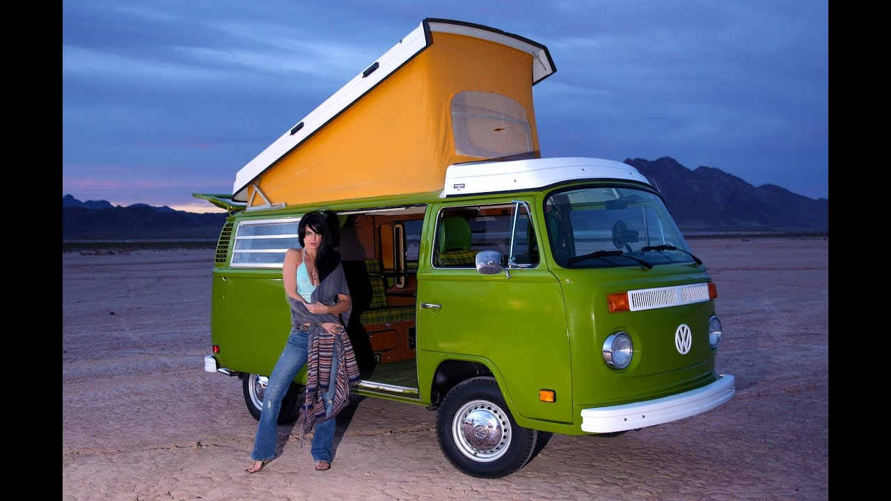 1979 Volkswagen Type 2 Westfalia Camper Campmobile Test