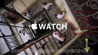 Pub APPLE Watch Completez vos anneaux ERIC G - Drole de pub