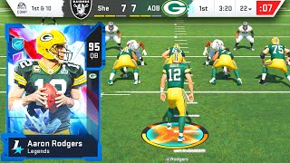 AARON RODGERS IS THE BEST CARD! Madden 20 Ultimate Team Ep.57