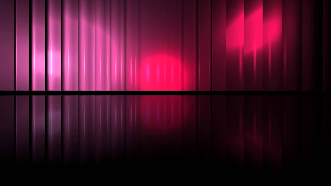 4k Show Projectors Curtains Background Animation Footage