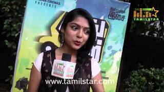 Varsha At Sathuran Movie Audio Launch