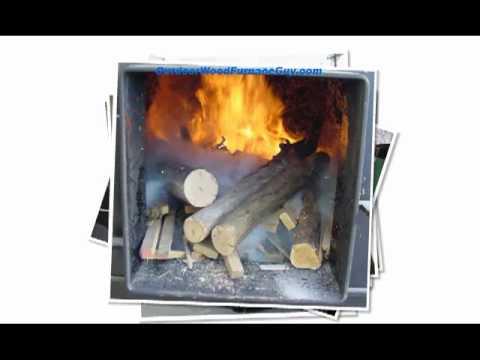 Free Wood Boiler Plans | Free Outdoor Wood Burner Plans | How To Make ...