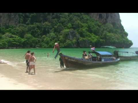 Railay Beach - Southern Thailand