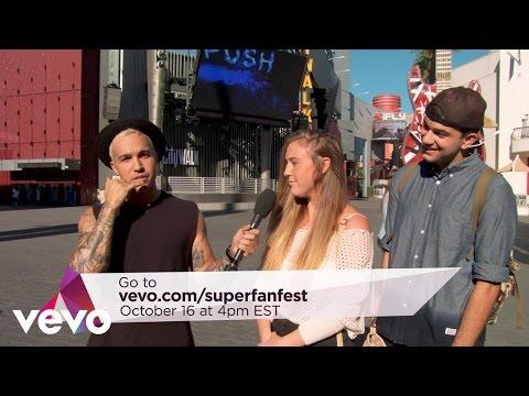 Pete Wentz - Man on the Street Quiz – Iggy Azalea & Demi Lovato (Part 2)
