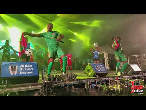 Lil Natty & Thunda - Top Striker (Grenada Soca Monarch 2017 Finals Live Performance)