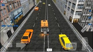 Drive in Car on Highway - Car Racing games - Android Gameplay FHD