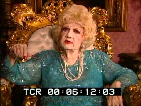 Anita Page 1996 Interview Part 1 Of 9 video