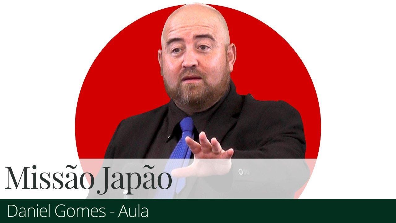 Missão Japão - Daniel Gomes