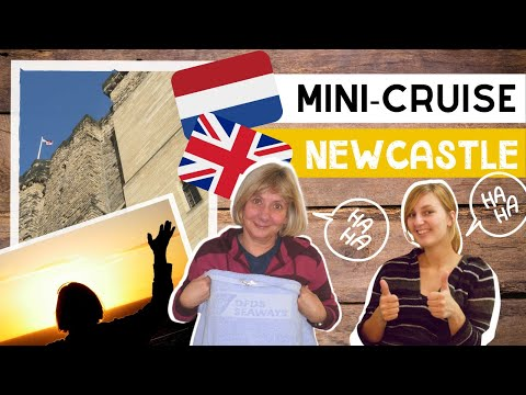 Mini Cruise to Newcastle with DFDS Seaways