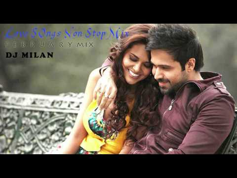 Valentine Mashup - 2013 Bollywood Non stop Love Song - DJ Milan...