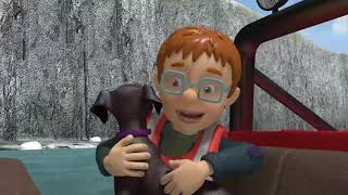 Norman's Dog! | Fireman Sam US 🔥Firefighters' Best Rescues 🚒 Videos for Kids