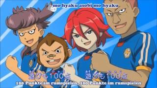 MGP Inazuma Eleven Ending 1-7