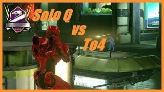Solo Q vs To4 - Champion Arena in Halo 5