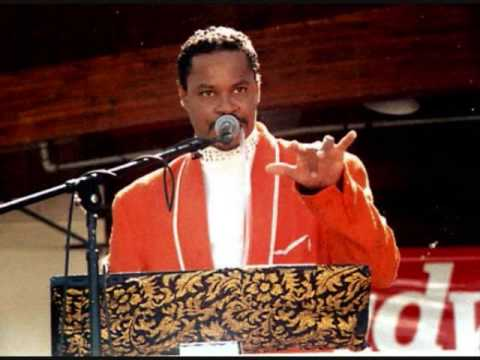 Roger Troutman- I really want to be your man