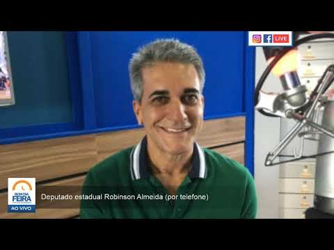 Secretário da SSP-BA deve visitar Feira; deputado Robinson Almeida explica pedido feito em reunião